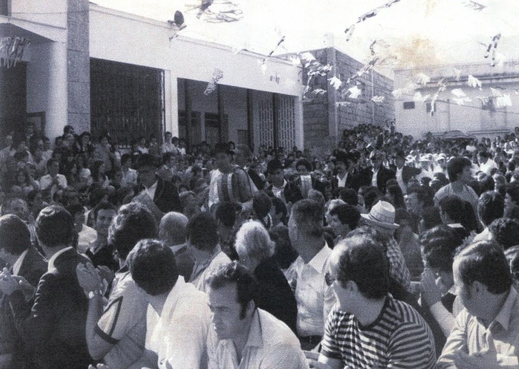 Güímar-Homenaje Gomera-1982-2