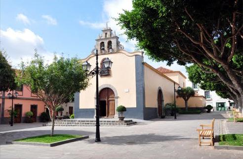 Arona-iglesia