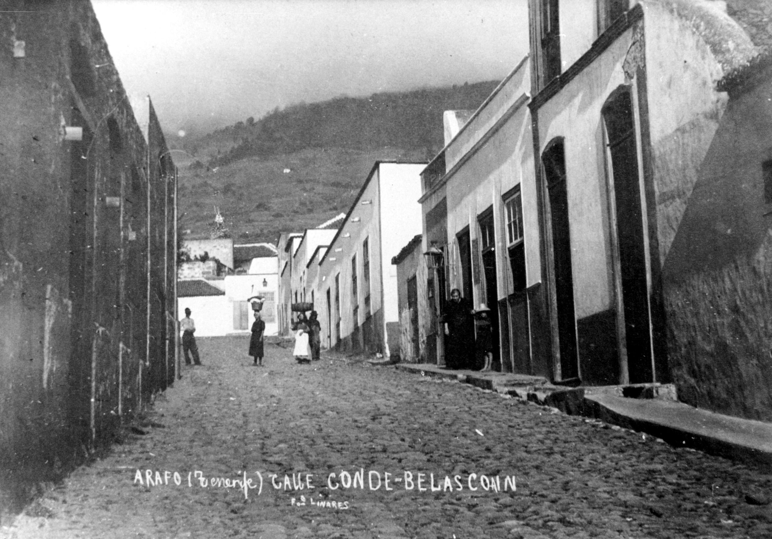 Arafo-Calle principal