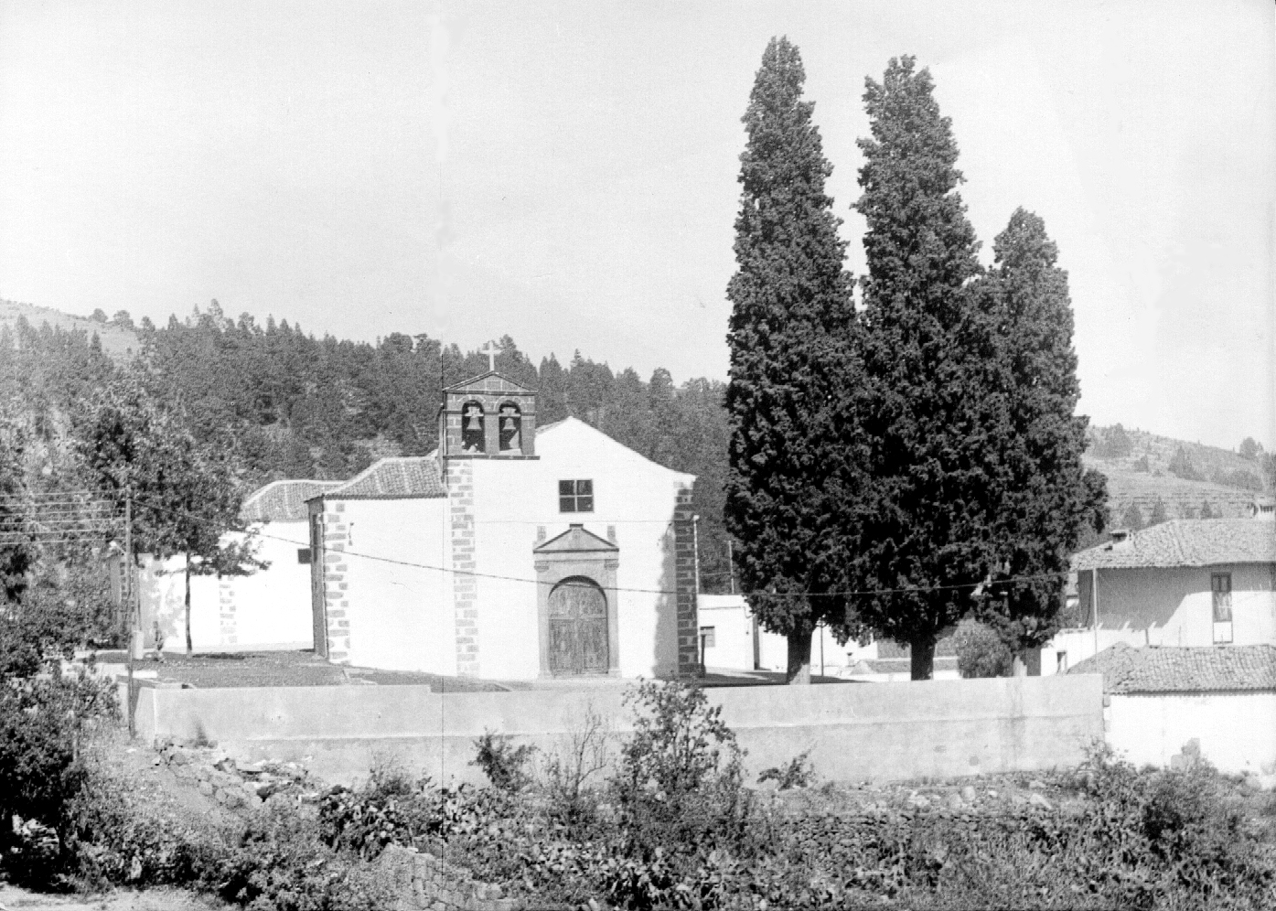 Vilaflor-iglesia