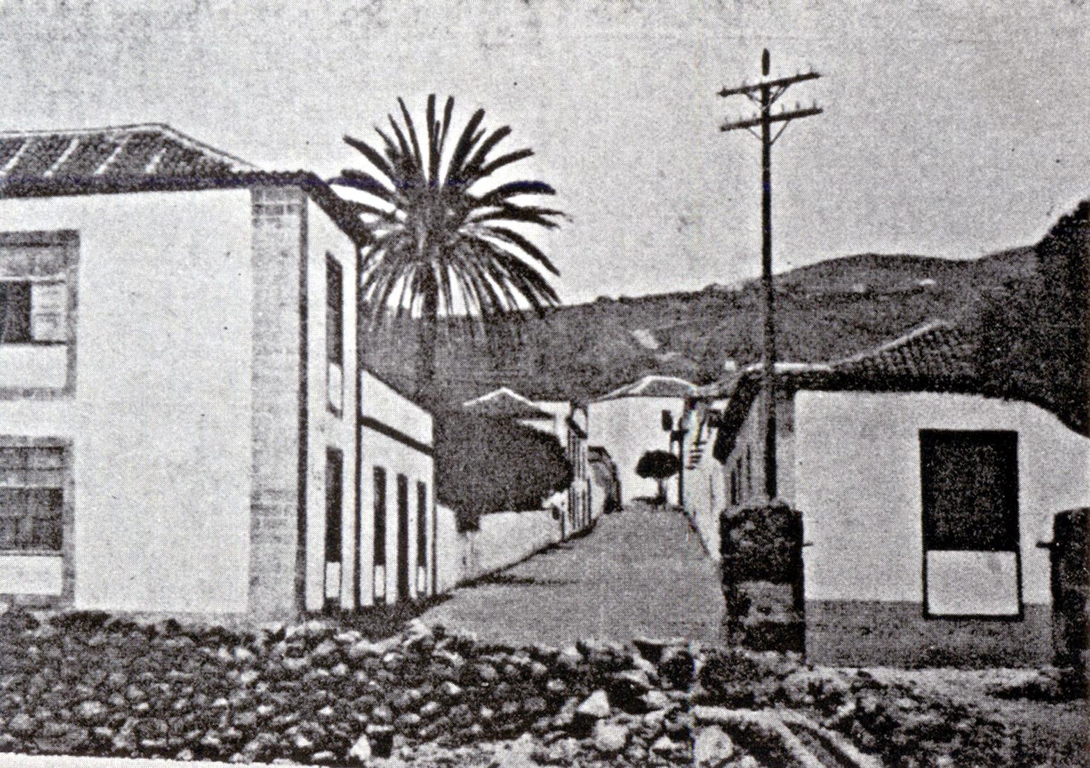 Arona-Calle Domínguez Alfonso