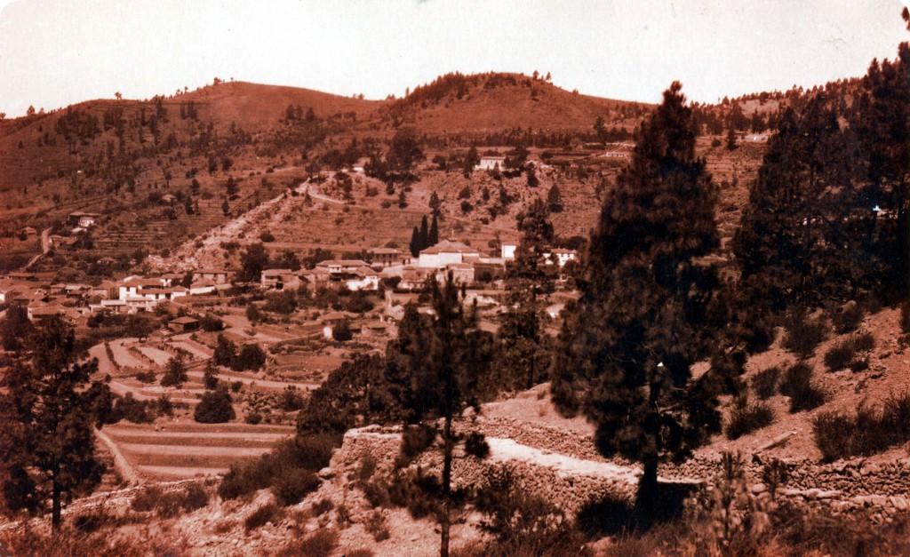 Vilaflor-carretera 1920-1925-2