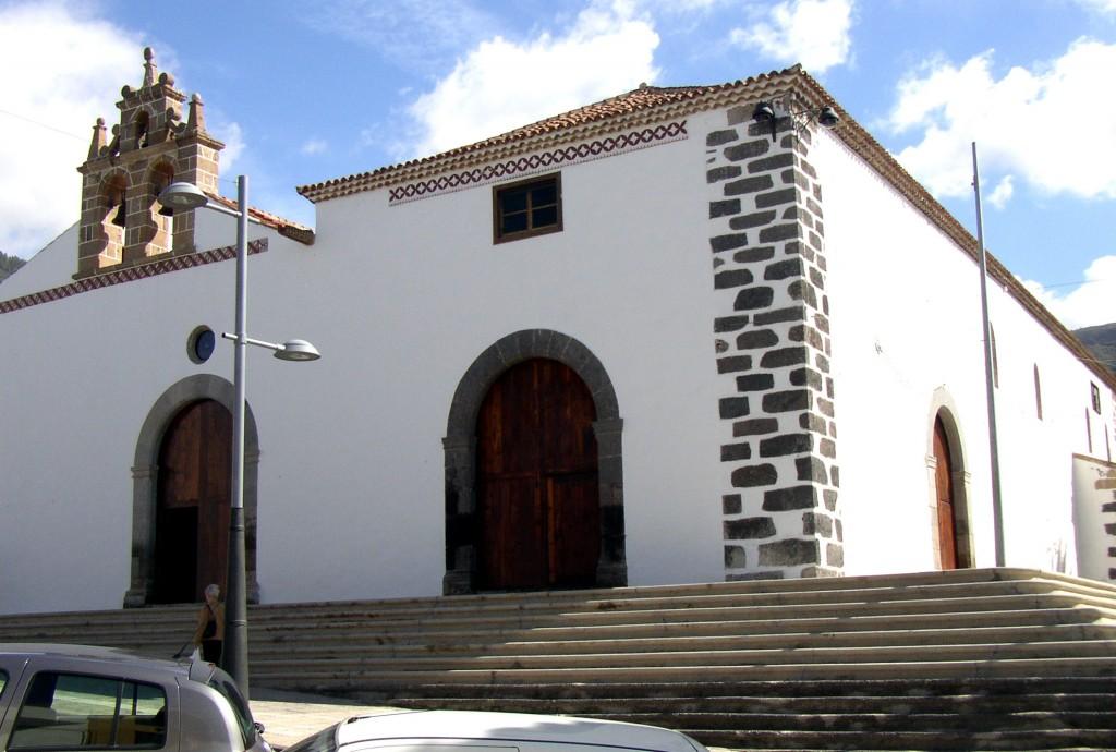 Adeje-iglesia-Santa Úrsula