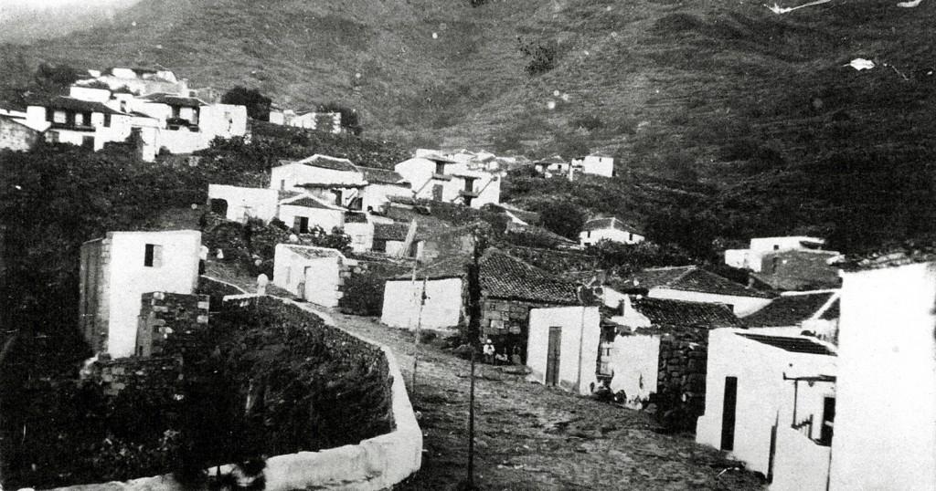 Igueste (Fotograbado Cabrera Benítez 1939)