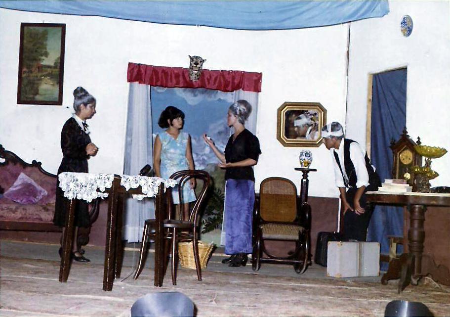 Teatro-1969-La Tercera Palabra