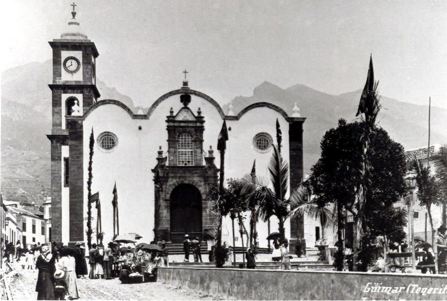 Güímar-Iglesia San Pedro-fiestas