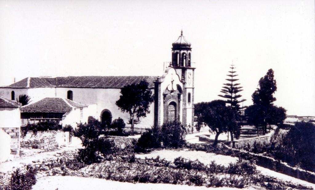 Iglesia Arico