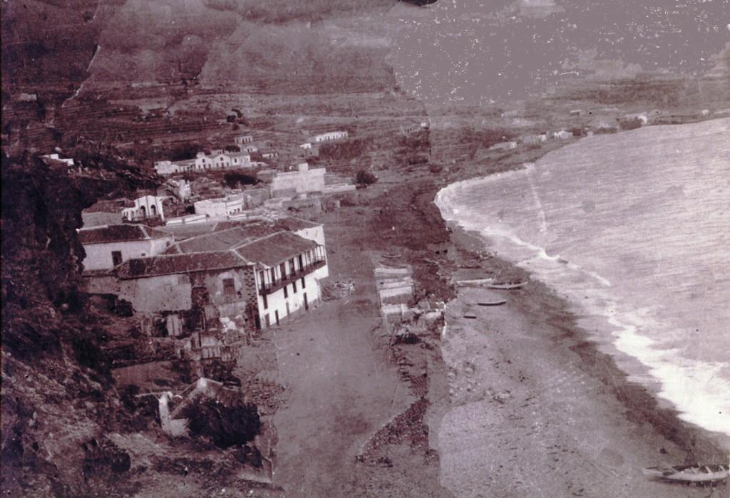 Candelaria desde San Blas