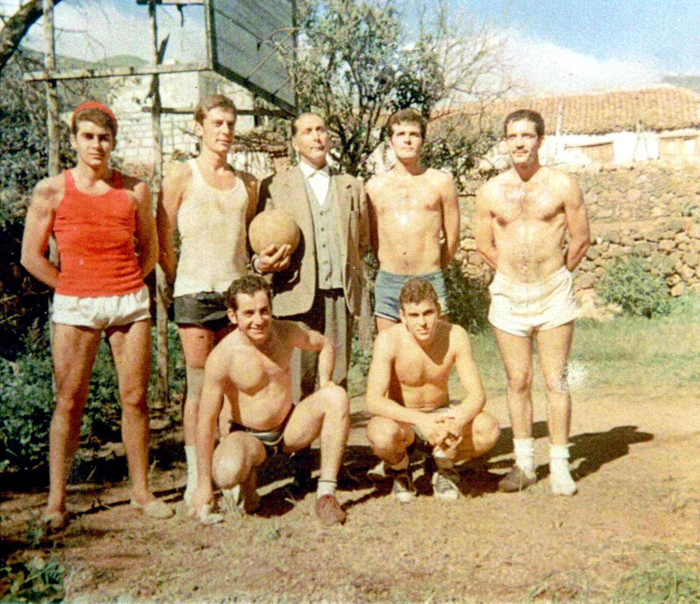 Equipo baloncesto-Monje-Foronda