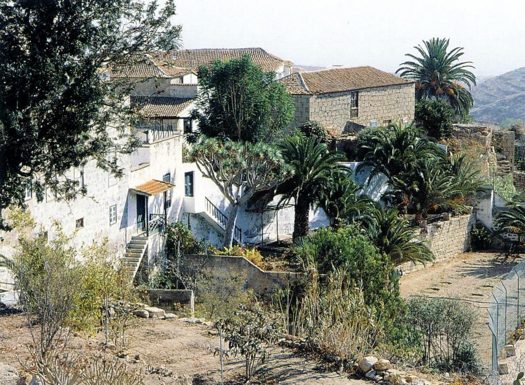 Arico-casa Peraza
