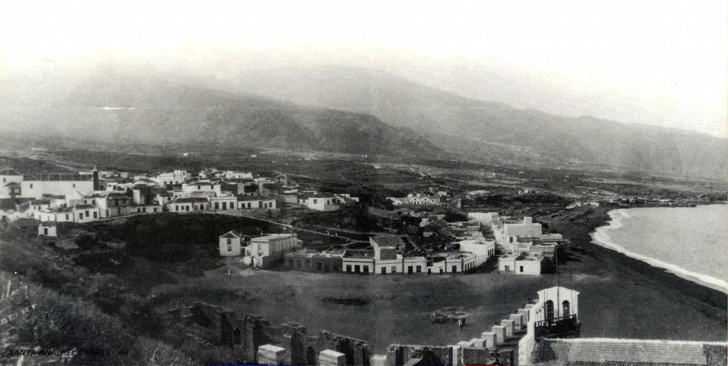 Candelaria-ruinas baílica