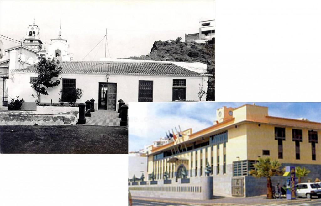 Candelaria-Ayuntamientos