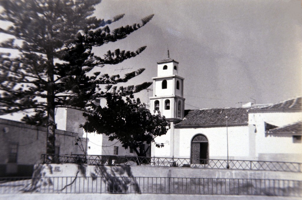 Arico-Iglesia Río Arico