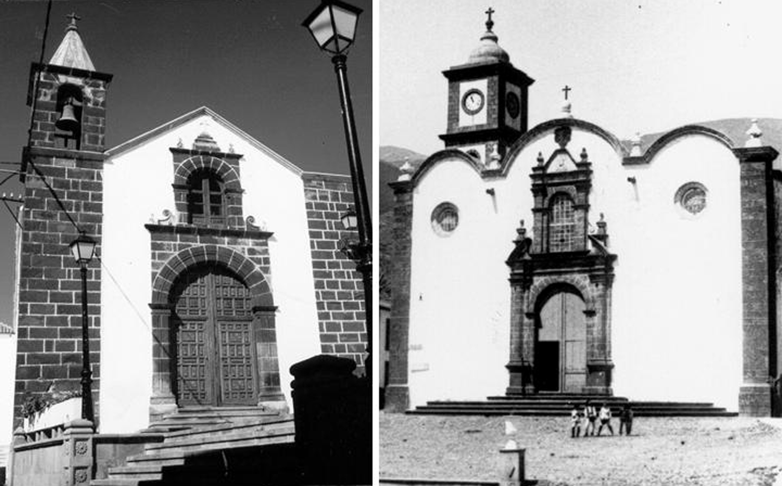 Candelaria-Güímar-iglesias