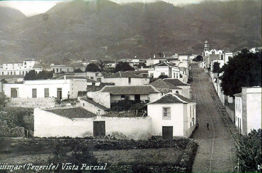 Güímar-Barrio de Los Majuelos