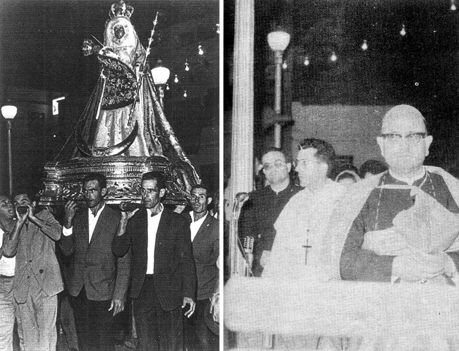 Arafo-Virgen Candelaria