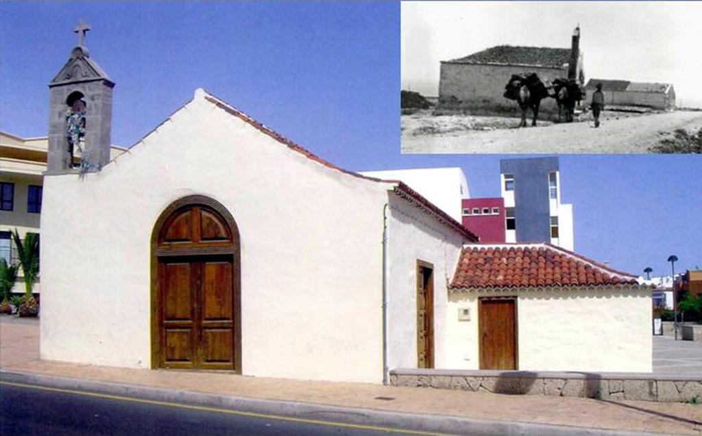 San Isidro-ermita