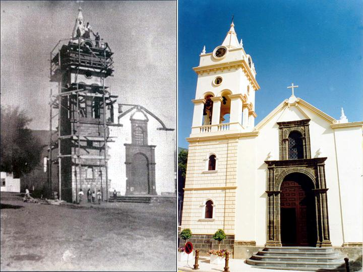 Arafo-torre-iglesia