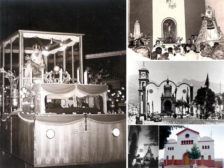 Virgen Candelaria-Güímar