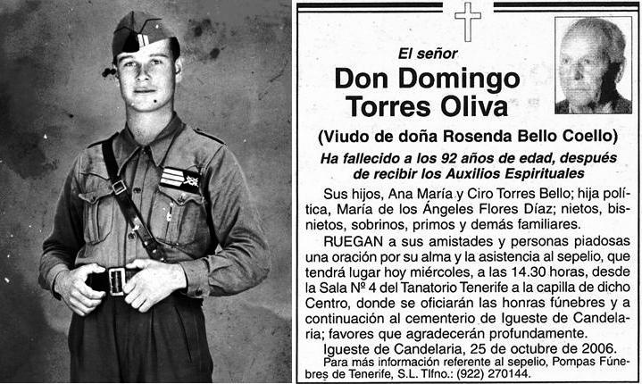 Domingo Torres Oliva