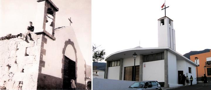 Iglesia Malpaís Candelaria