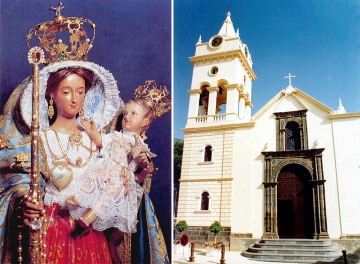Virgen Socorro-Arafo
