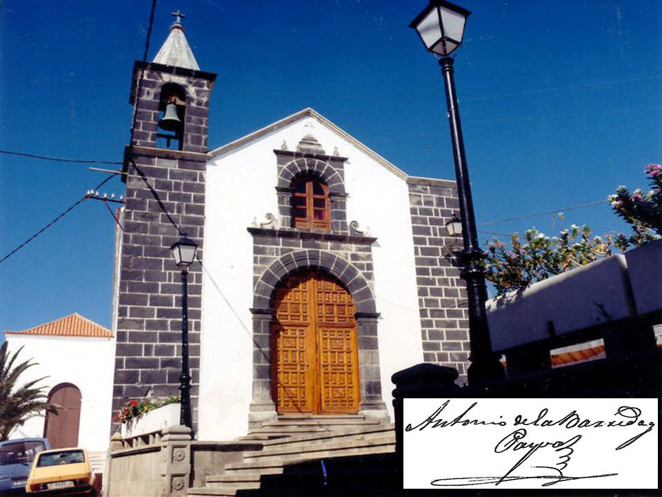 Antonio de la Barreda Payva