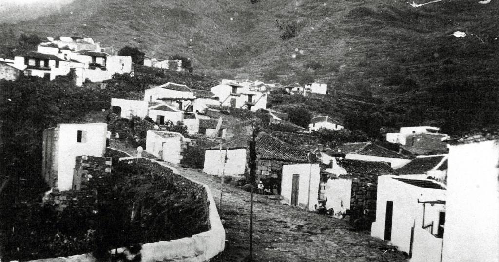 Foto 2B-Vista Igueste (Fotograbado Cabrera Benítez 1939)