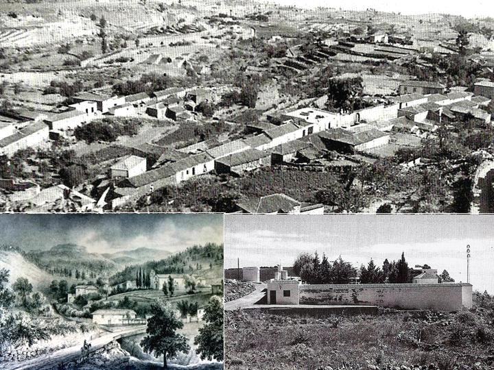 Vilaflor-cementerios