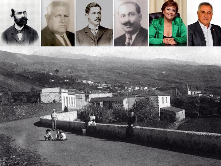 Alcaldes Granadilla