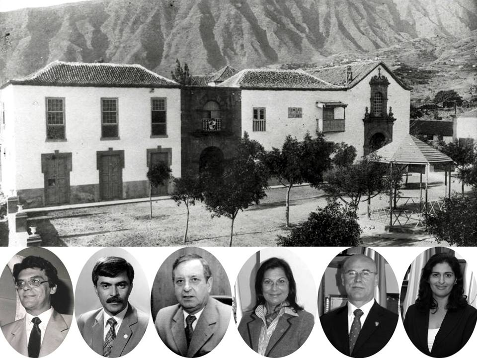 Alcaldes Güímar