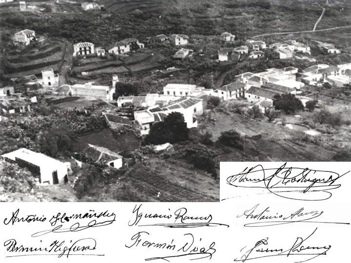 Barranco Hondo-partidos