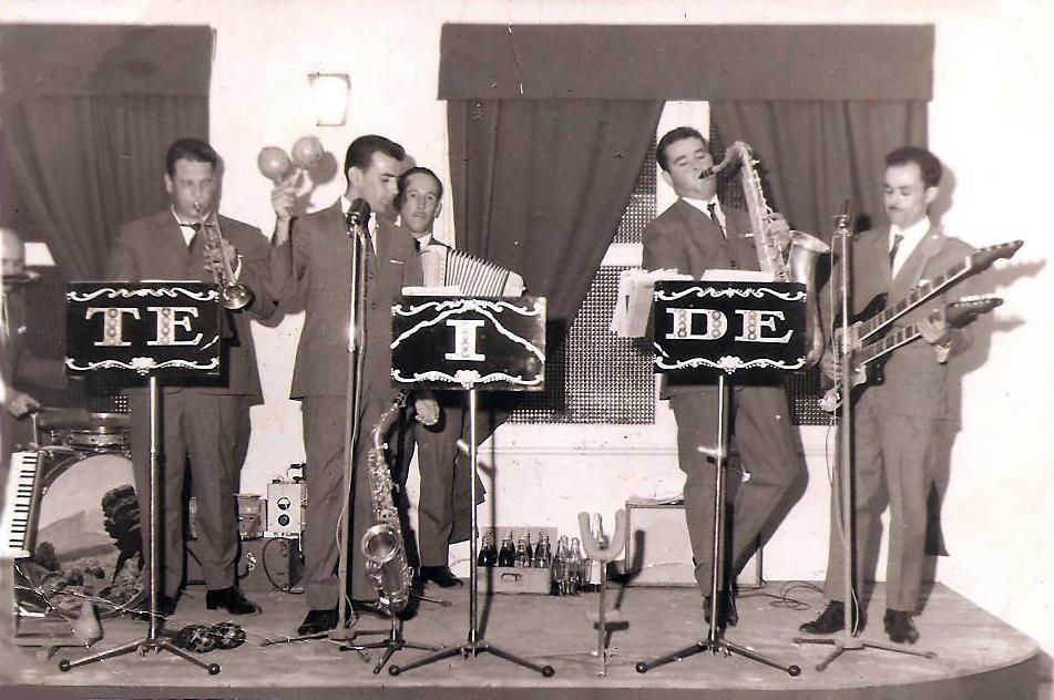 Orquesta Teide-atriles
