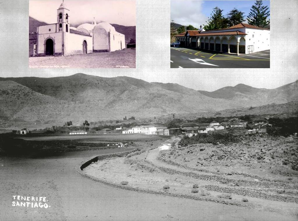 Santiago del Teide-cementerios