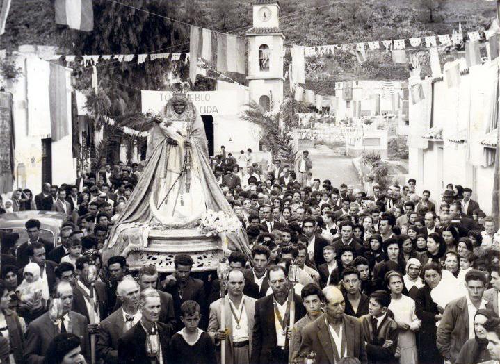 Barranco Hondo-Virgen Candelaria-1965