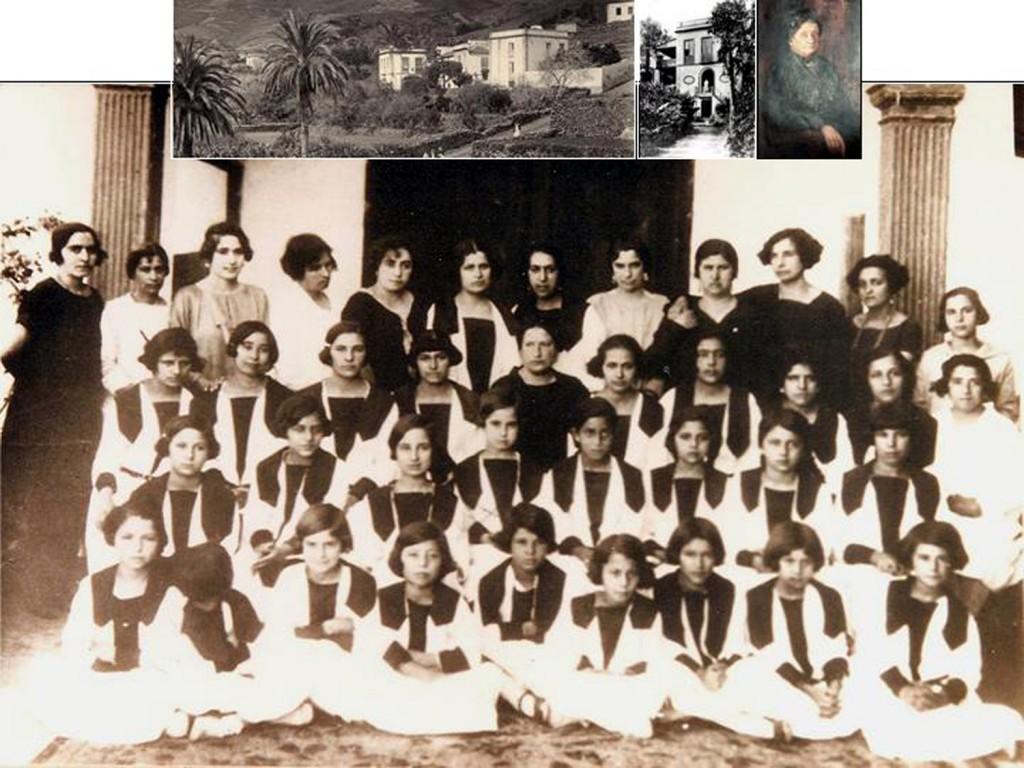 Güímar-Convento-colegio dominicas