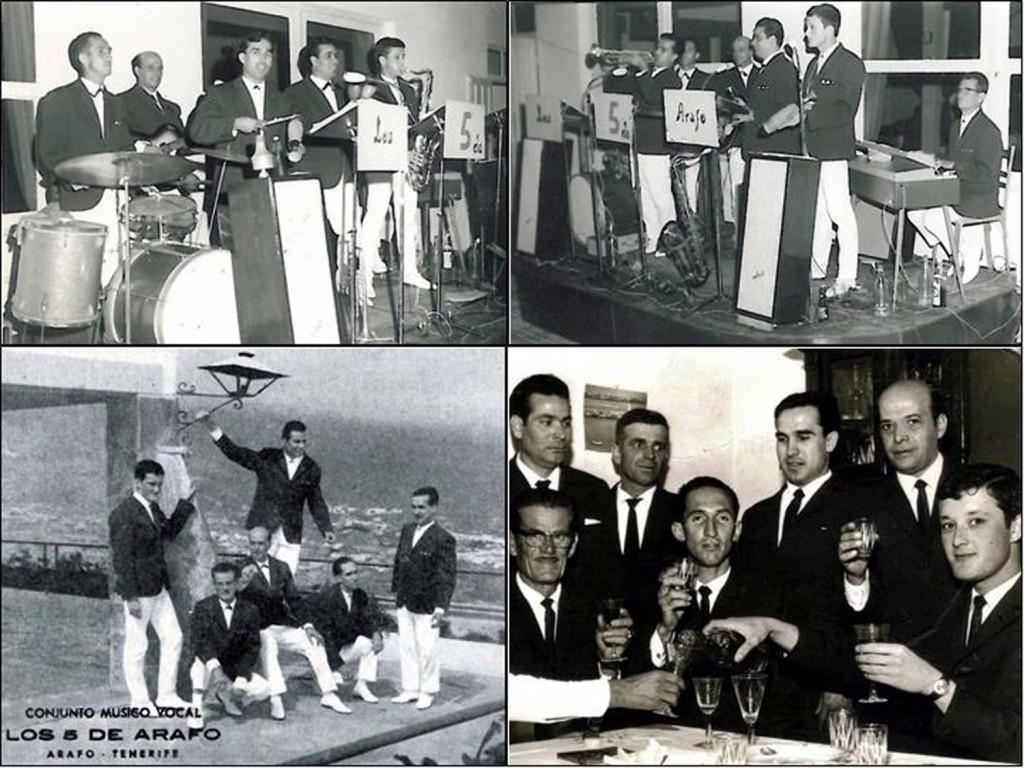 Orquesta Los 5 de Arafo