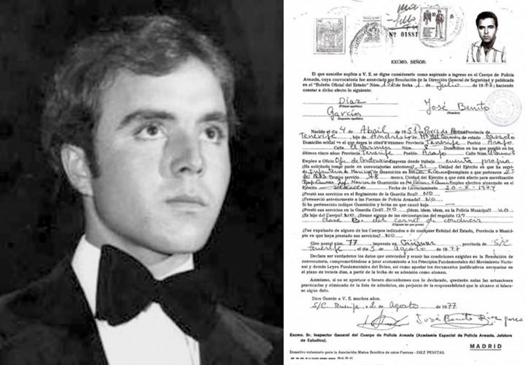 José Benito Díaz García